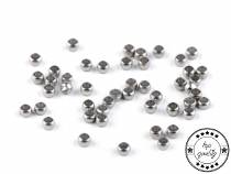 Round Crimp Beads Ø2 mm