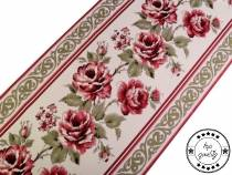 Arras Tapestry Fabric / Table Runner width 35.5 cm