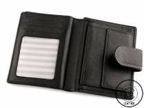 Mens Leather Wallet in Box