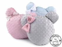 Decorative Minky Pillow - Mouse
