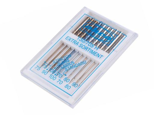 Assorted Sewing Machine Needles Extra special Akra