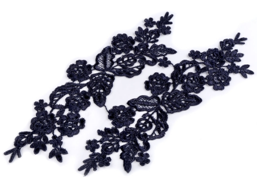 Lace Yoke Applique 9.3x28 cm