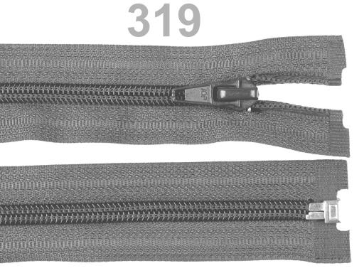 Nylon Zipper (coil) 5 mm open-end 85 cm jacket