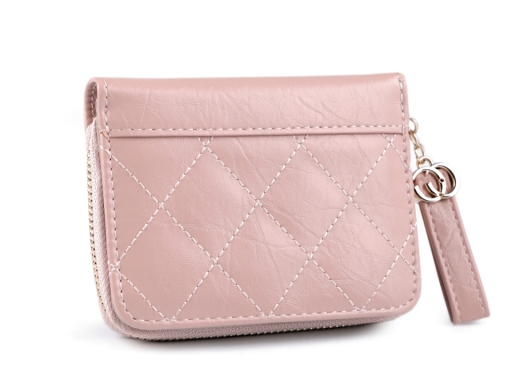 Quilted Wallet 9.5x12 cm
