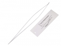 Big Eye Beading Needle 100 mm