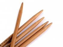 Bamboo Sock Knitting Needles no. 3.5; 4; 4.5 Pony