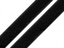 Nylon Loop Tape 20 mm black Jan