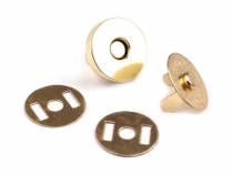 Magnetic Snap Closures Ø15 mm