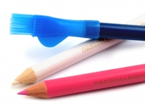 Tailors´ Chalk Pencil with Brush 3 pcs