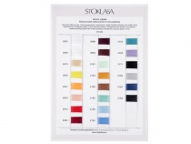 Single Fold Bias Binding 15 mm Colour Card