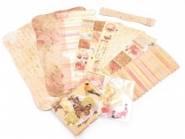 Scrapbooking Mini Book Kit