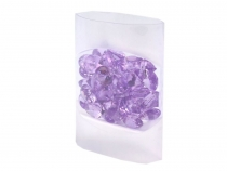 Clear Acrylic Decorative Gems Ø18 mm
