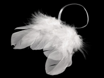 Decorative Feather Angel Wings