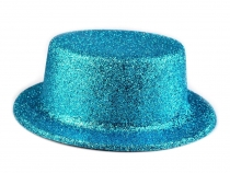 Carnival Hat with Glitters