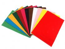 Craft Felt Sheets 20x30 cm