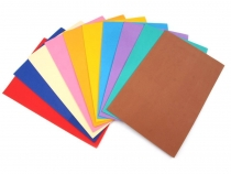 Mix Color Craft Foam Sheets Moosgummi 20x30 cm