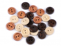 Wooden Button size 20