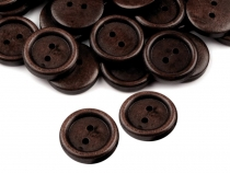 Wooden Button size 32