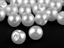 Pearl Button Ø10 mm for Wedding Dress