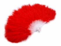 Feather Hand Fan