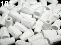 Plastic Cord Ends 12x17mm square
