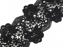 Embroidered Lace width 13 cm