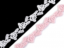 Lace Applique Sewing Trim width 10 mm