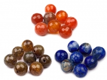 Agate Round Beads Ø12 mm