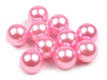 Decorative Imitation Pearl Beads Ø10 mm round