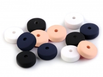 Plastic Beads Ø15 mm disc