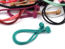 Elastic Hair Bands with Knot
