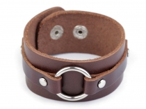 Cuff Eco Leather Bracelet