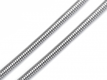 Stainless Steel Snake Chain 0.2x49 cm