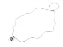 Interchangeable Snap Chain Necklace