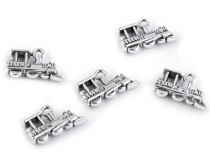 Charm Pendant 12x19 mm Locomotive