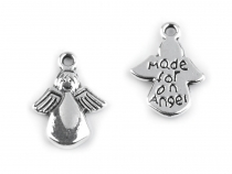 Charm Pendant 13x18 mm Angel