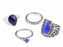 Set of Rings 4 pcs