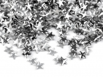 Crystal Star Shaped Hot Fix Rhinestones Ø5 mm