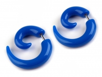 Acrylic Spiral Ear Gauges