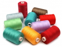 Polyester Sewing Thread PES 40/2 JAMES; 1000m per spool