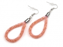 Crinoline Tube Earrings 2nd quality