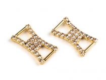 Rhinestone Decorative Buckle