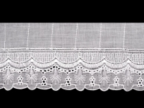 Madeira - Broderie Anglaise Lace width 75 mm