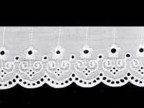 Madeira - Broderie Anglaise Lace width 65 mm