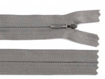 Invisible Nylon Zipper width 3 mm length 22 cm