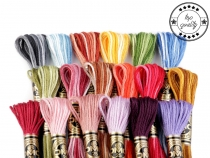 Embroidery Yarn DMC Mouliné Spécial Cotton