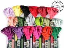 Embroidery Yarn DMC Mouliné Satén