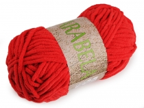 Chenille Knitting Yarn Arabela 100 g