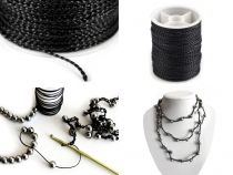 Lurex Cord for Crochet Jewellery
