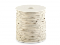Cotton Waxed Cord Ø1,5-2 mm
